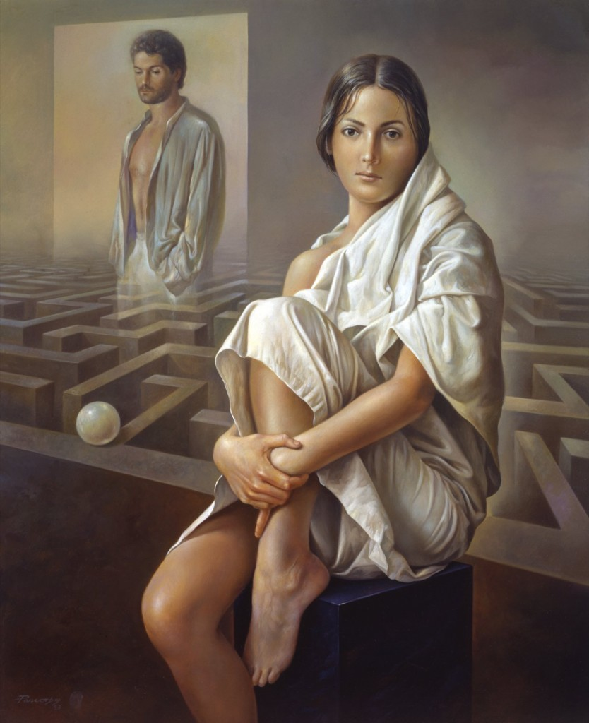 ALBERTO PANCORBO |Traditional Painter